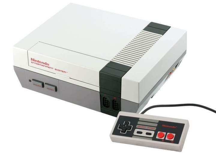 nes 720x510 - Nintendo lança linha de tênis inspirada em seus personagens
