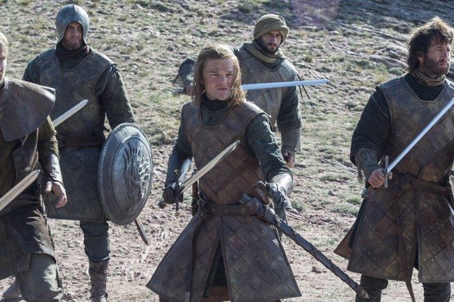 "net stark jovem game of thrones s06e03 - Análise do episódio 6×03 de Game of Thrones: ""Oathbreaker"""