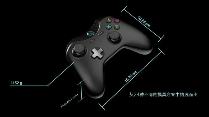 smt fuze tomahawk f1 joysticks0 720x405 - Fuze Tomahawk F1 é um console que mistura PS4 e Xbox One