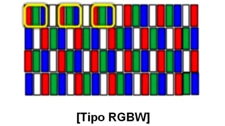 smt tvuhd rgbw2 - Samsung alfineta padrão RGBW em propaganda de TV 4K