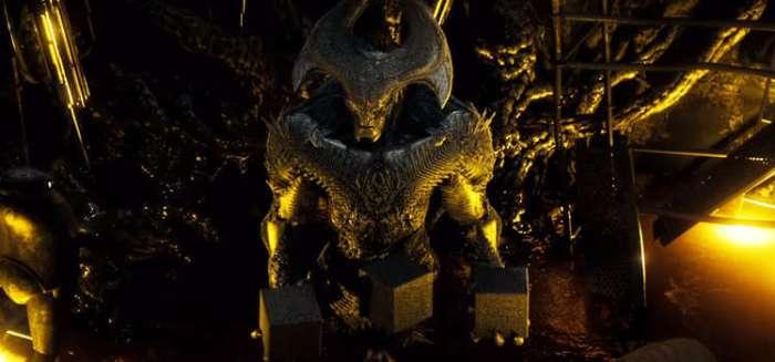 Steppenwolf, o vilão da Liga da Justiça