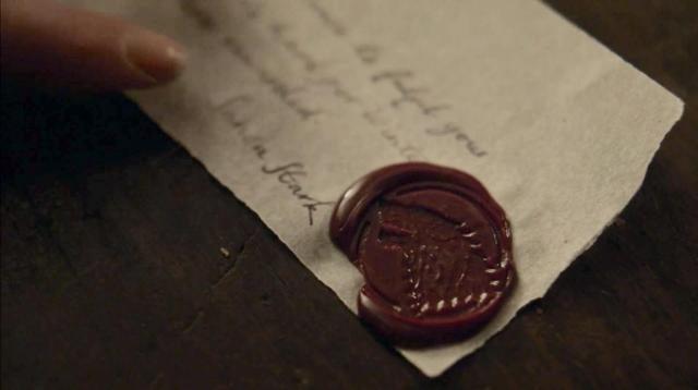 carta da sansa - O que esperar do penúltimo episódio de Game of Thrones?