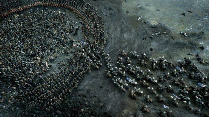 cerco bolton snow exercito do vale got 720x405 - Game of Thrones: 'Battle of the Bastards' foi melhor episódio da temporada