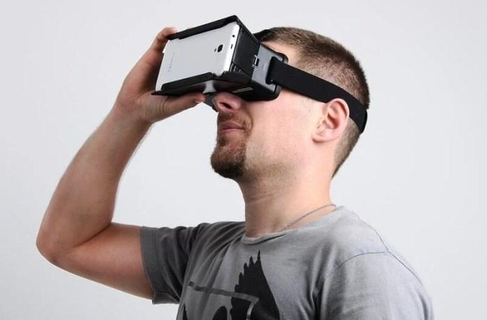 Óculos de Realidade Virtual estão por todos os cantos