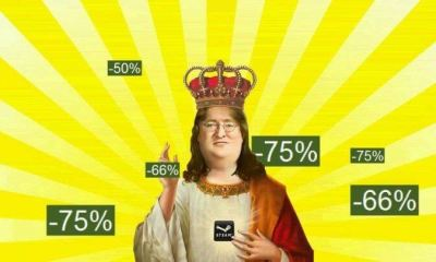 gibs brace yourselves the steam summer sale is coming tomorrow - Segure sua carteira: a promoção de férias Steam 2016 começou