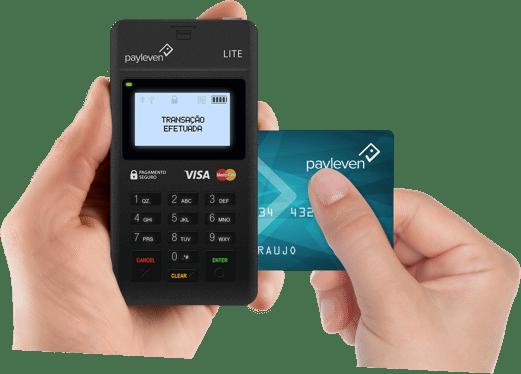 Payleven: pagamentos móveis com custos e taxas abaixo da média.
