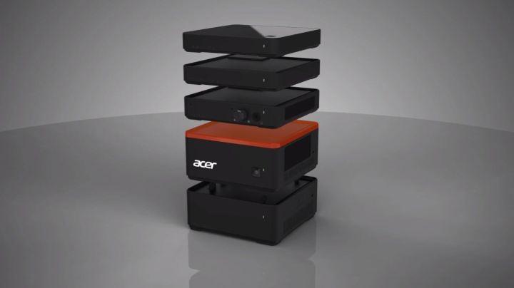 mini PC Acer Revo Build