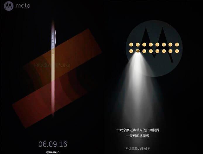 Moto Z terá versão versão Ouro Rosé