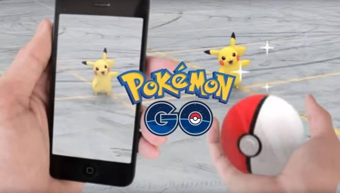 Pokémon Go é lançado