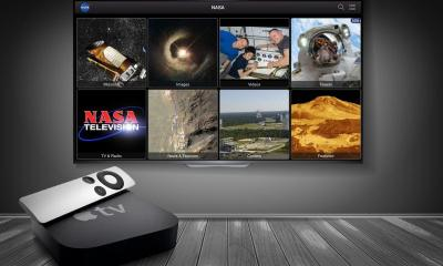 smt Apple TV NASA App Capa - Aplicativo da NASA é disponibilizado para Apple TV de 4° geração