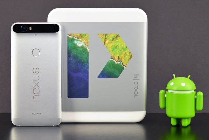 Huawei Nexus 6P, modelo premium da linha Nexus