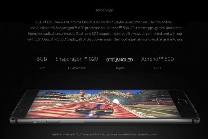 """smt OnePlus3 P2 720x480 - OnePlus 3 é lançado e chega para ser o """"rei do custo-benefício"""""""