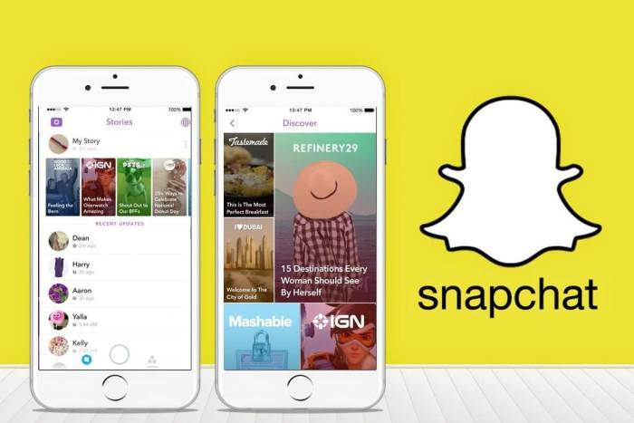 smt Snapchat P2 720x480 - Fim da utopia: Snapchat começa a exibir anúncios publicitários