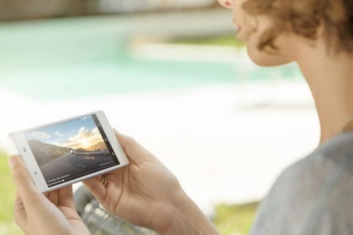 smt SonyXperiaX Tela 720x480 - Review: Sony Xperia X: Um pouco mais do mesmo