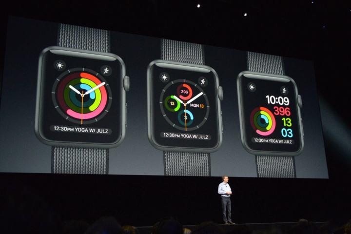 smt applewatch p1 720x480 - WWDC 2016: Mais rápido e intuitivo, Apple Watch apresenta novas funções do watchOS 3
