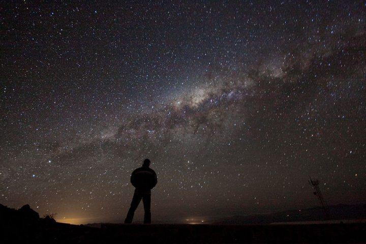 smt vialactea p1 720x480 - Via Láctea não pode ser vista por um terço dos seres humanos