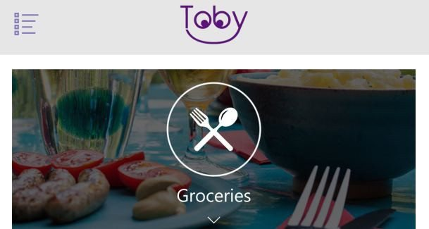 toby app 609x325 - 5 apps e jogos para o seu smartphone com Windows 10