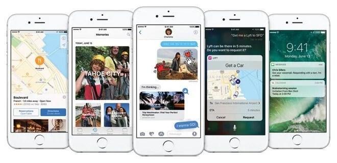 """17282 14619 ios10 fiveiphones l - Função do iOS 10 """"Levante para ativar"""" só funciona em iPhones 6s ou mais recentes"""