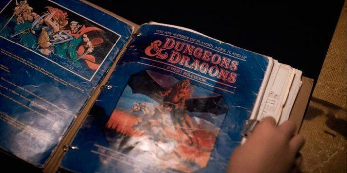 """Dungeons and Dragons capa stranger things 720x360 - As 5 melhores referências que encontramos em """"Stranger Things"""""""