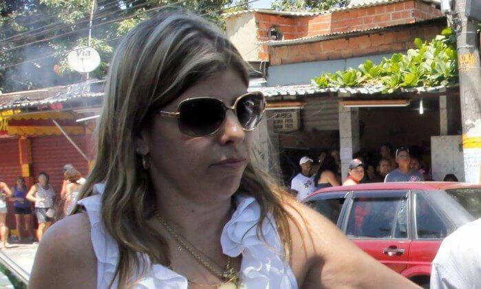 A Juiza Daniela Barbosa Assunção de Souza é a mesma que foi agredida por detentos em uma inspeção do batalhão prisional da PM no Rio