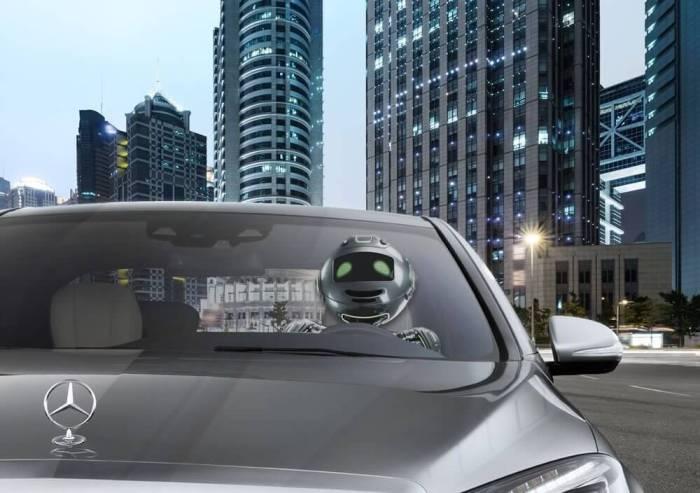 Mercedes Benz 14C634 001 720x507 - Polêmica: Carros Autônomos podem decidir entre a vida ou morte de uma pessoa?