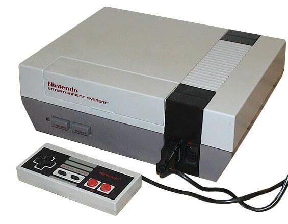 NES 01 - Nintendo está relançando o NES