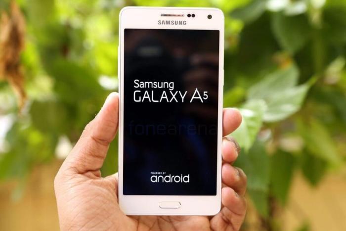 Smartphones Galaxy A5 Duos 720x480 - Os melhores smartphones do mercado brasileiro até R$ 1.500