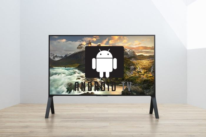TVs XBR Sony com Android