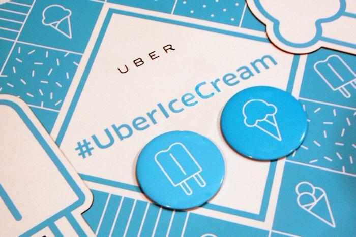 UberIceCream - Nesta sexta-feira (15) o Uber oferecerá picolés Diletto para seus clientes