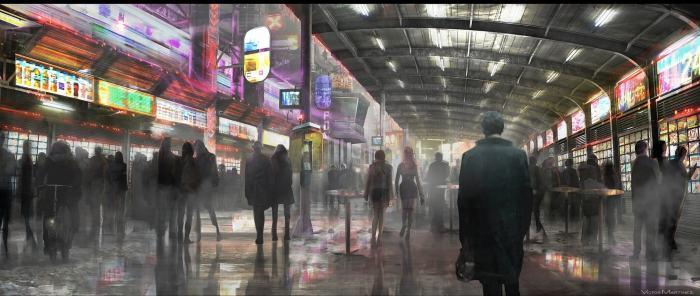 blade runner 2 arte conceito concept art 720x304 - Blade Runner 2 poderá responder uma dúvida de 34 anos