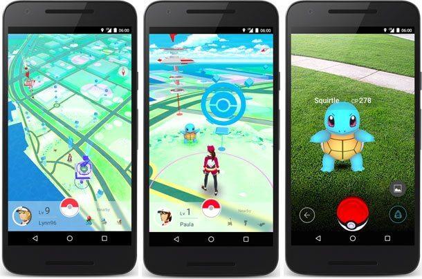 Pokémon Go permitirá usuários trocarem Pokémon