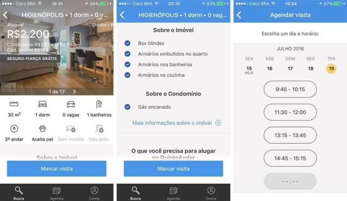 quintoandarappandroidd 720x418 - QuintoAndar lança apps para facilitar a busca por Imóveis em Locação