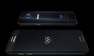 Samsung sorteia 777 unidades do Galaxy S7 edge Edição Limitada Jogos Olímpicos