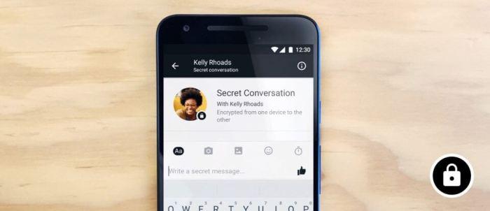 """Facebook está testando encriptação """"end-to-end"""" no Messenger"""