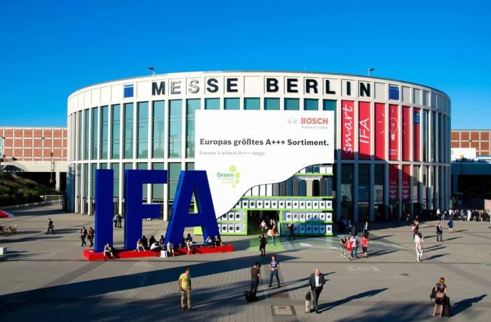 IFA Berlim Internationale Funkausstellung Berlin tecnologia feira 720x472 - Conheça a história por trás da IFA: a maior feira de eletrônicos do mundo!