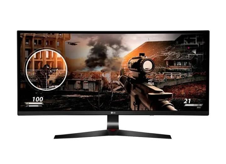 Monitor ultraeide gamer LG 34UC79G - Dica: boas escolhas da LG para o natal