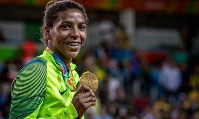 Rafaela Silva ouro rio 2016 - Promoção: Ouro para o Brasil vale 50% de desconto em smartphones