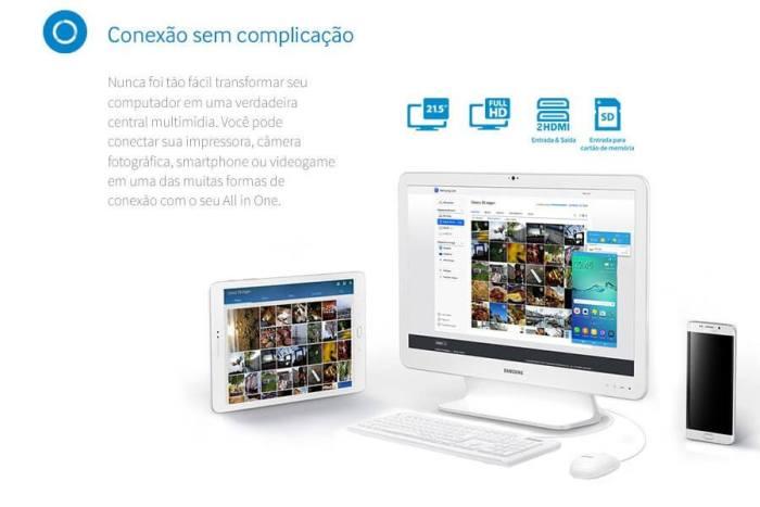 Samsung All in One E1 e E2 Recursos e conectividade 720x480 - Linha Essentials All in One da Samsung ganha dois novos modelos