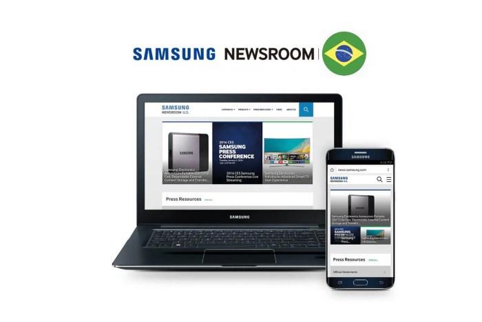 Samsung Newsroom Brasil Capa 720x480 - Samsung Newsroom Brasil é o novo portal de notícias e conteúdo digital da empresa