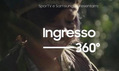 Samsung Rio 2016 - Capa