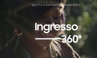 Samsung Rio 2016 Capa - Samsung leva a Rio 2016 para todo o Brasil por meio da realidade virtual