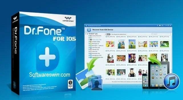 Recupere arquivos perdidos do iPhone com o Wondershare Dr. Fone