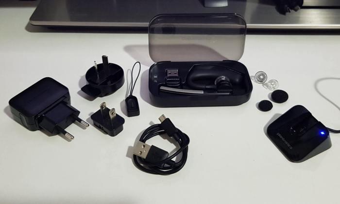 Kit de acessórios do Voyager Legend UC