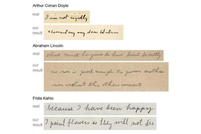 cuceta 720x480 - Computadores agora podem clonar a caligrafia das pessoas