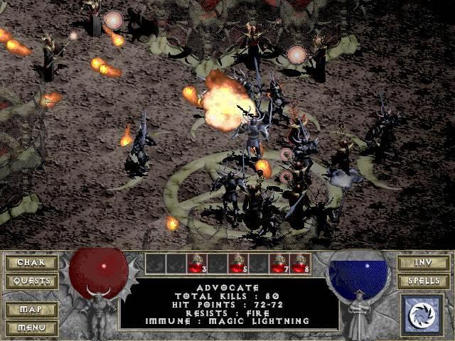 diablo - 15 Jogos clássicos para PC que você deveria conhecer e jogar