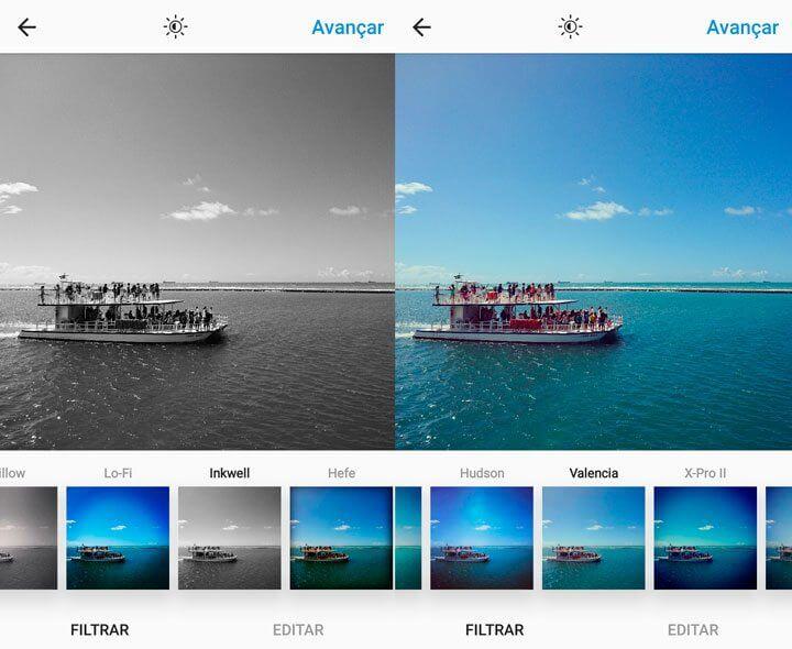 filtros instagram - Novo algoritmo consegue identificar pessoas deprimidas por suas fotos no Instagram