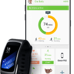 gear fit2 compatibility product - Review: Samsung Gear Fit2, para monitorar atividades com estilo
