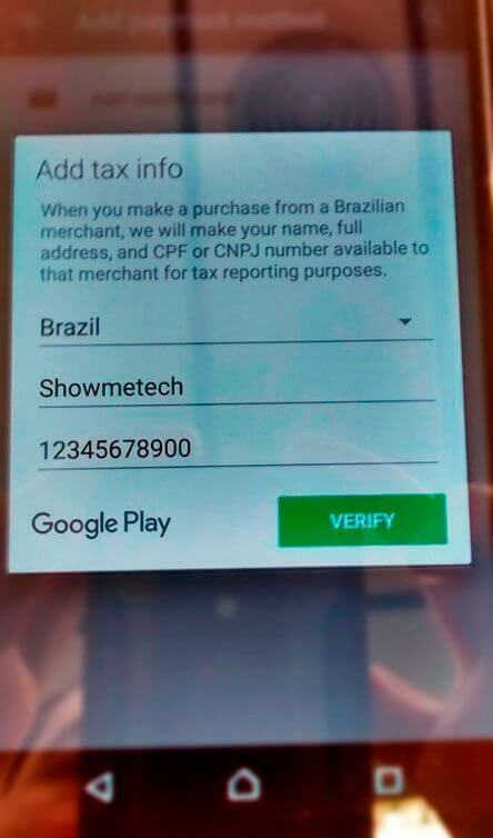 Cpf Brazil Generator