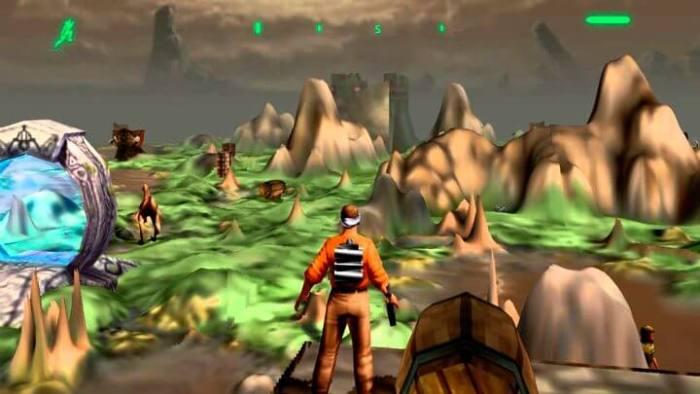 outcast pc game 720x405 - 15 Jogos clássicos para PC que você deveria conhecer e jogar