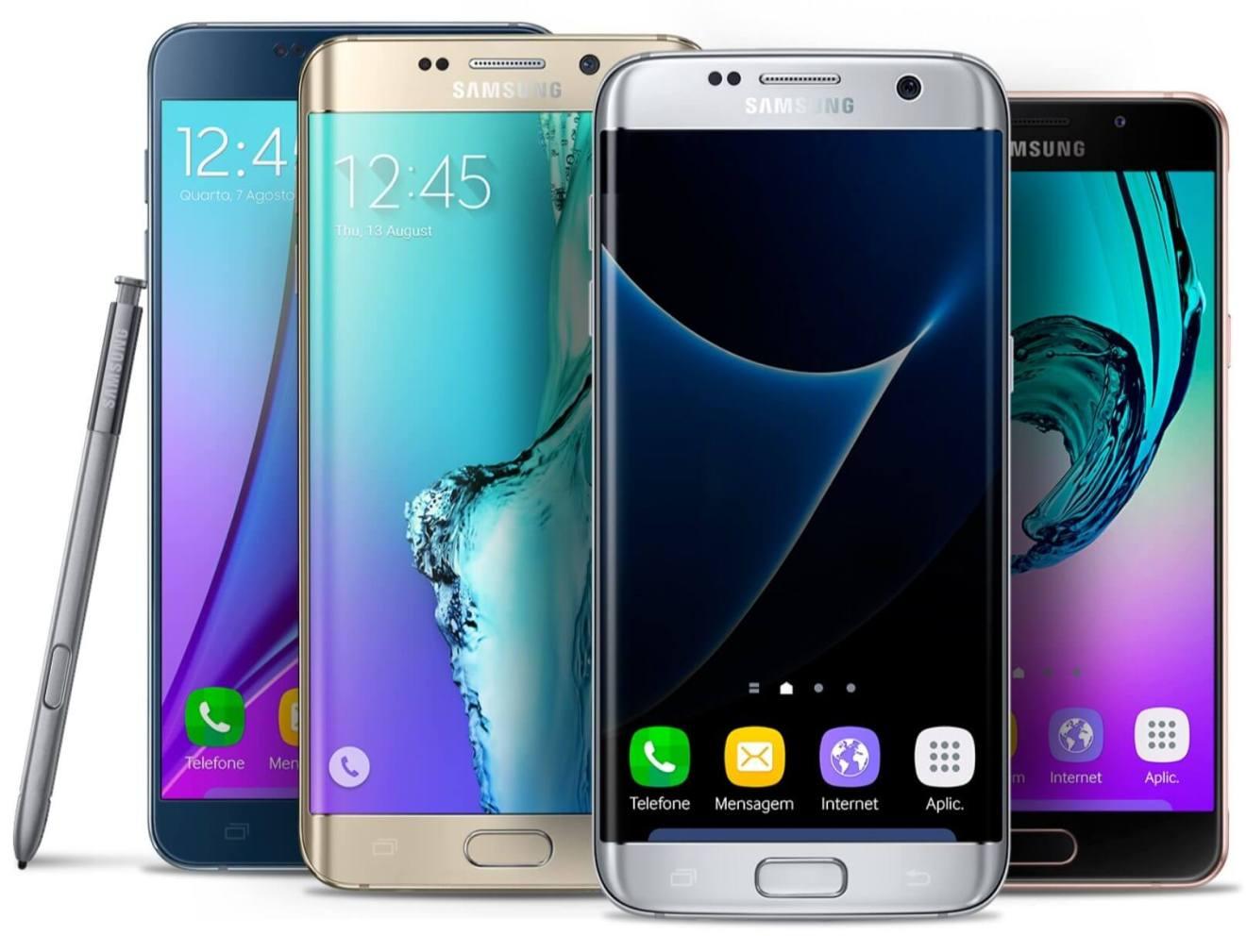 smartphones compativeis samsung pay brasil - Samsung Pay celebra um ano com a marca de 100 milhões de transações